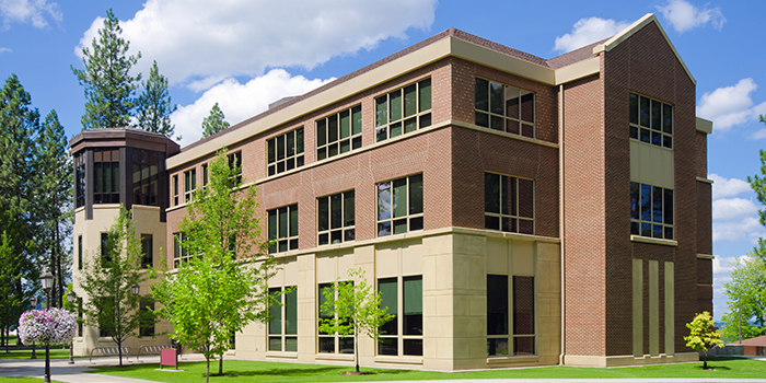Spokane Washington University Package