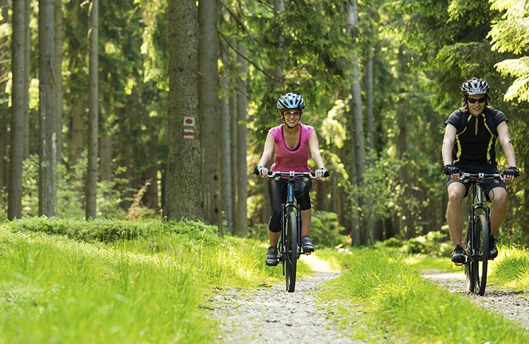Bike Trails in Spokane
