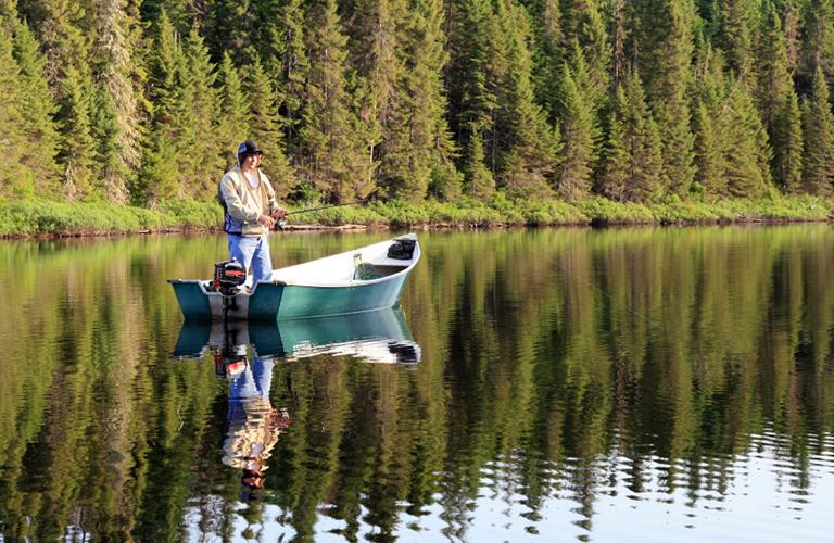 River & Lake Fishing